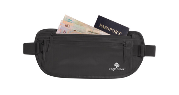 Eagle Creek Silk Undercover Money Belt black